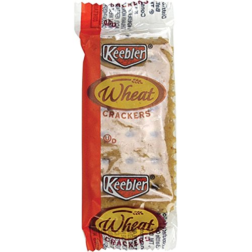 Keebler Club Wheat Crackers Packets by Keebler