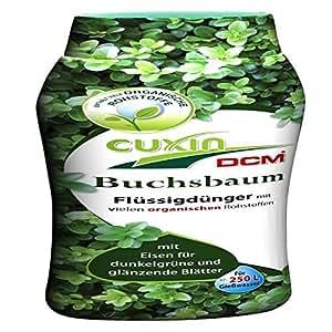 cuxin–Boj abono líquido–800ml