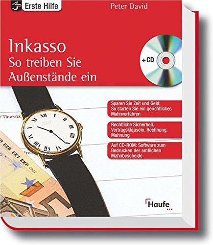 Inkasso Peter David 9783448056648 Amazoncom Books
