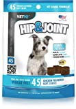 Hip & Joint Soft Chews 45Ct 11.1oz Pack of 2