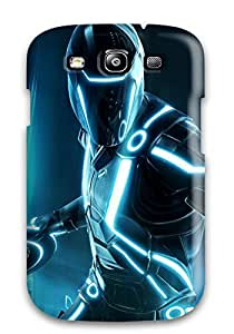 New Premium CaseyKBrown 2010 Tron Evolution Skin Case Cover Excellent Fitted For Galaxy S3