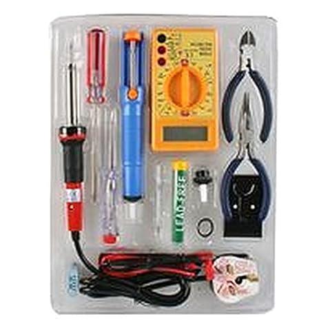 Soldadura y reparación herramientas soldadores - soldadura y reparación, KIT contenido: soldador, bomba