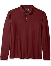 Men's Airflux Long Sleeve Polo Shirt