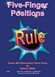 Five-Finger Positions Rule, , 0877181578