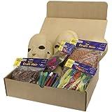Papier Mache Masks Activities Box