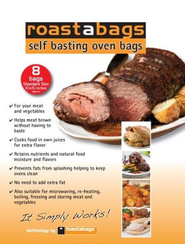 Cooking Meat In Roasting Bags - 1