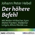 Der höhere Befehl | Johann Peter Hebel