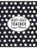 Teacher Lesson Planner July 2021-June 2022 - Pretty