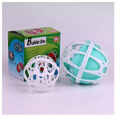 Gstrand Bra Wash Bag Underwear Washing Ball Magic Wash Ball, Enhanced Decontamination Laundry Ball