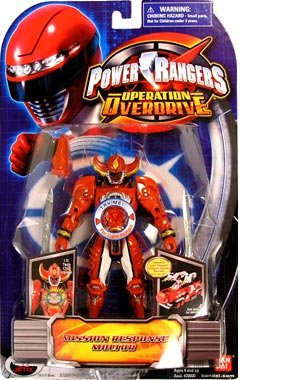Power Rangers Operation Overdrive Games - 6