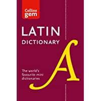 Collins Gem Latin Dictionary [Third Edition]: The world's favourite mini dictionaries