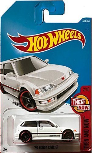 Top recommendation for hot wheels honda civic ef white