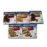 Weight Watchers 5 Pack Bundle Cookies Brownies Cakes