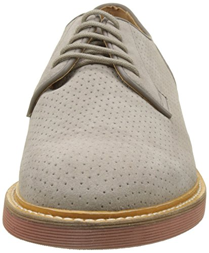 Zapatos Geox a para de Cordones U Taupe Derby Hombre Damocle Beige qpwrtp