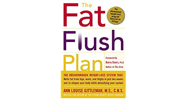 The Fat Flush Plan (English Edition) eBook: Ann Louise ...