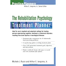 The Rehabilitation Psychology Treatment Planner