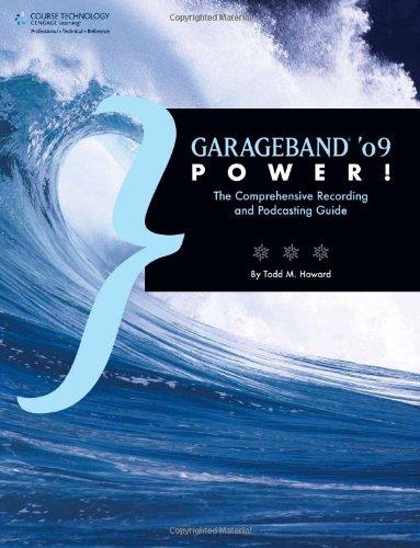 [R.E.A.D] GarageBand '09 Power! E.P.U.B