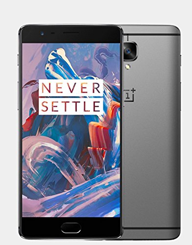 OnePlus Three 3 64gb Graphite Factory Unlocked International Version GSM...