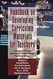 Handbook on Developing Online Curriculum Materials for Teachers, Gerald Bailey, 1607523248