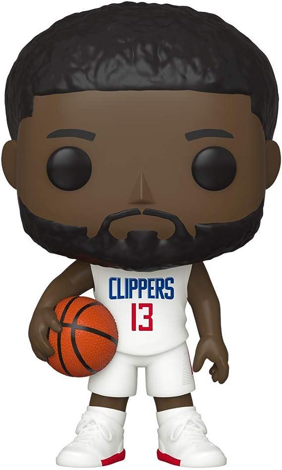 Paul George #91 Funko POP Basketball : Clippers Vinyl Figure Alternate