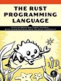 The Rust Programming Language - cover