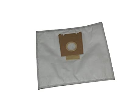 10 bolsas de filtro fino + 2 para Bosch BBS BSA BSG VZ41AFG ...