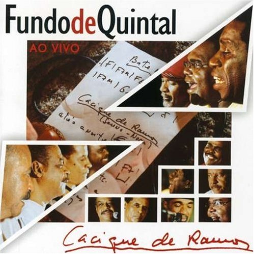 Fundo de Quintal - Ao Vivo - Gravado No Cacique de Ramos