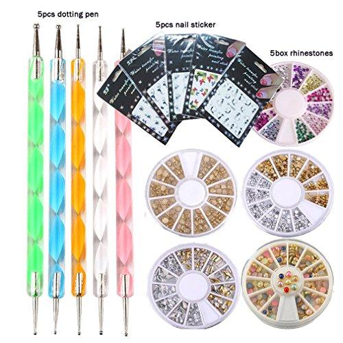 Most Popular Nail Tool Sets & Kits