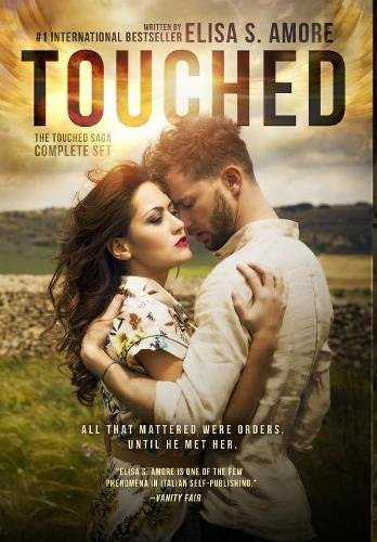 Download Touched - The Caress of Fate: Gold Edition (signed by the author). (Touched Saga) pdf