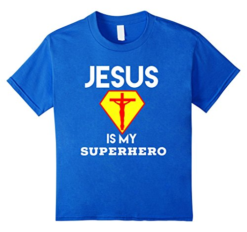 Jesus-is-my-superhero-shirt-Religious-Sunday-Christian-gift