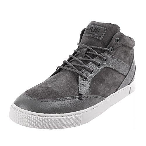HUB Brixton Leather Dark Grey Light Grey Grey 2014 newest cheap online pre order online cheap view ZqH15T