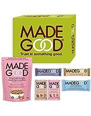 MadeGood 37 Ct Classic Favorites Variety Snack Box, 37 Individually Wrapped Snacks - Gluten Free Snacks