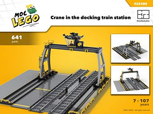 Amazon com: Train Docking Station (Instruction Only): MOC