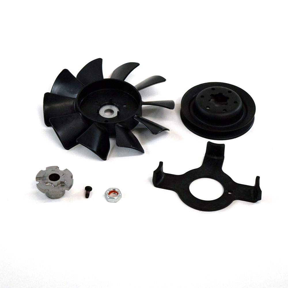 Hydro-Gear 72294 Lawn Tractor Transaxle Fan and Pulley Kit Genuine Original Equipment Manufacturer (OEM) Part by Hydro-Gear