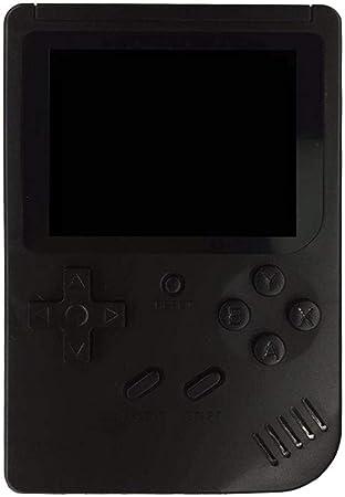 KOBWA Consola de Videojuegos de Mano, Consola de Videojuegos portátil de 3 Pulgadas HD 300 Juegos