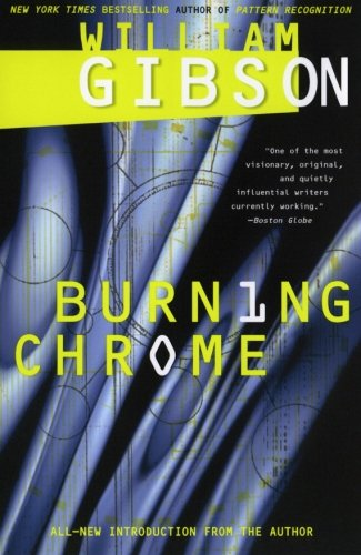 Chrome Gem Gem - Burning Chrome