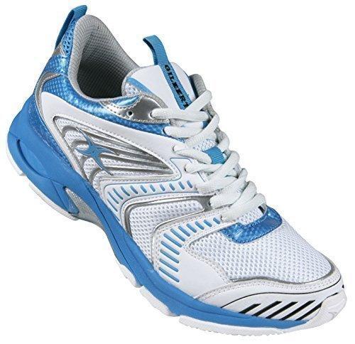 GILBERT Elite Camiseta Junior Netball formadores zapatos ligero deportes calzado