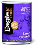 Eagle Pack Natural Pet Food, Canned Lamb Formula for Dogs, Case of 12 13.2-oz Cans, My Pet Supplies