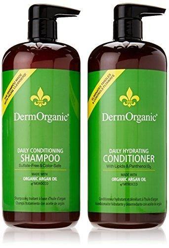 DermOrganic Shampoo and Conditioner Duo