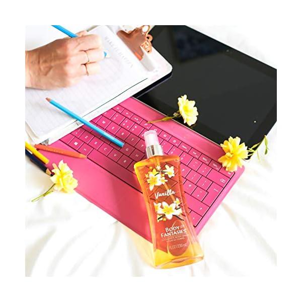Body Fantasies Fragrance Body Spray