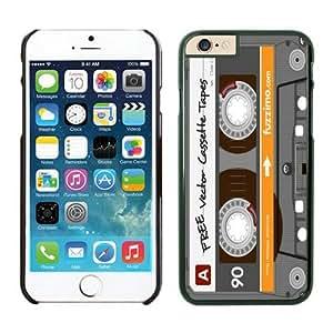 BINGO hot-sale Audio Cassette 5 iPhone 6 plus Case Black