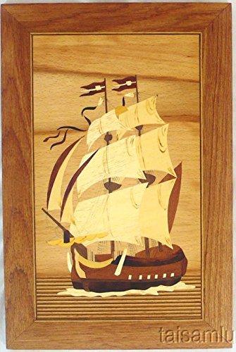 Handmade Wood Veneer Inlay Marquetry / I - Koa Wood Veneer Shopping Results