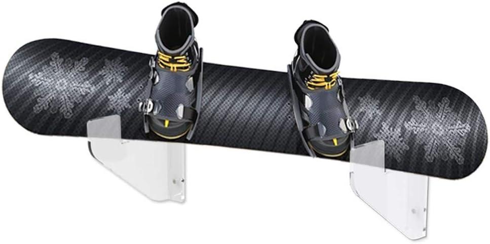 Skateboard Longboard Wall Mount Storage Wall Hanging Brackets Storing Snowboard Longboard Skate Rack Skateboard Wall Rack