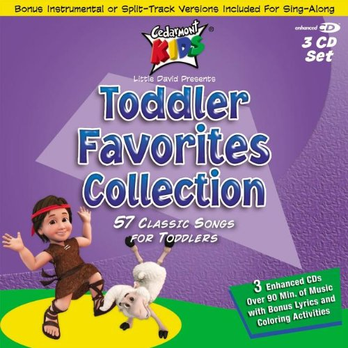 Price comparison product image Toddler Favorites Collection