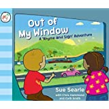 Out of My Window: A 'Rhyme and Sign' Adventure with British Sign Language (BSL Baby Signing) (Rhyme and Sign Adventures)