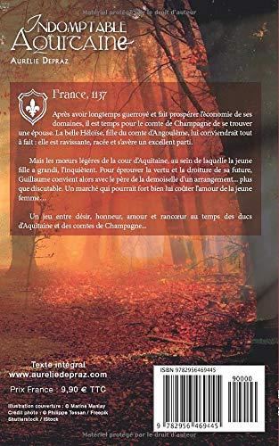 Indomptable Aquitaine Amazones Aurélie Depraz Libros En