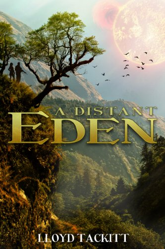 A Distant Eden by [Tackitt, Lloyd]