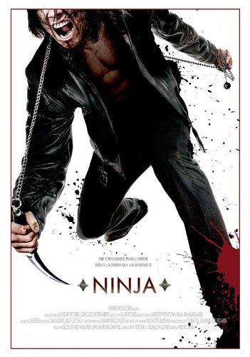 Amazon.com: Movie Posters Ninja Assassin - 11 x 17: Posters ...