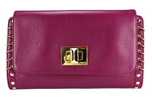 emilio-pucci-womens-shoulder-bag-purple-calf-leather