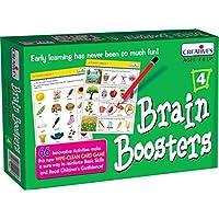 Creative Educational Aids P. Ltd. 1030 Brain Boosters - IV